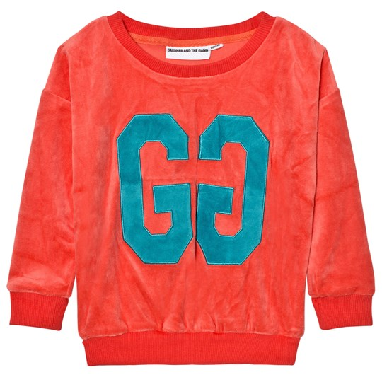 Gardner and the gang The Classic Sweatshirt Pinky Orange Pinky Orange