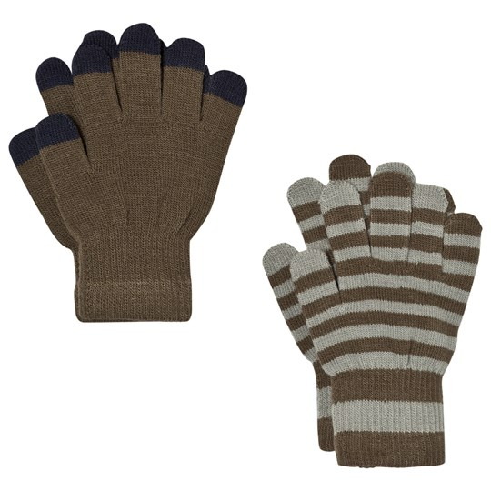 Molo Keio Gloves Set Tarmac Tarmac