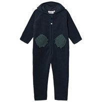 Molo Udo Fleece Suit Midnight Navy Midnight Navy