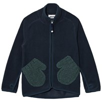 Molo Ushi Fleece Jacket Midnight Navy Midnight Navy