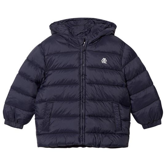 Mayoral Navy Classic Puffer Coat 41