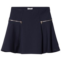 Mayoral Navy Zip Detail Skirt 46