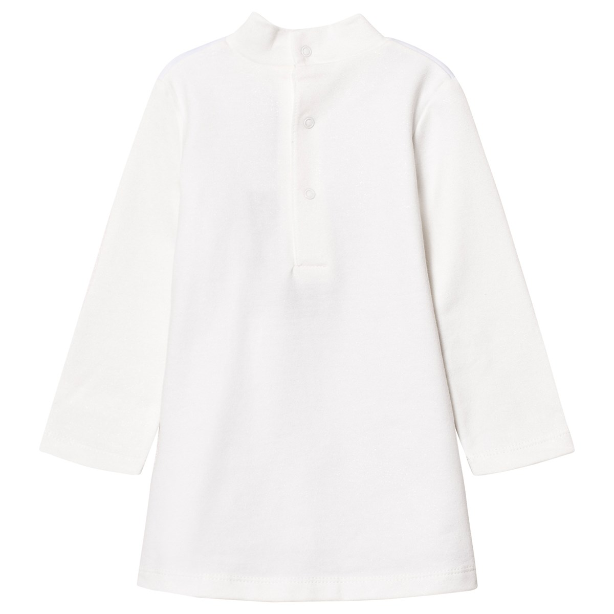 Girl Print Klänning Off White - Mayoral - Babyshop e69e773aa609e
