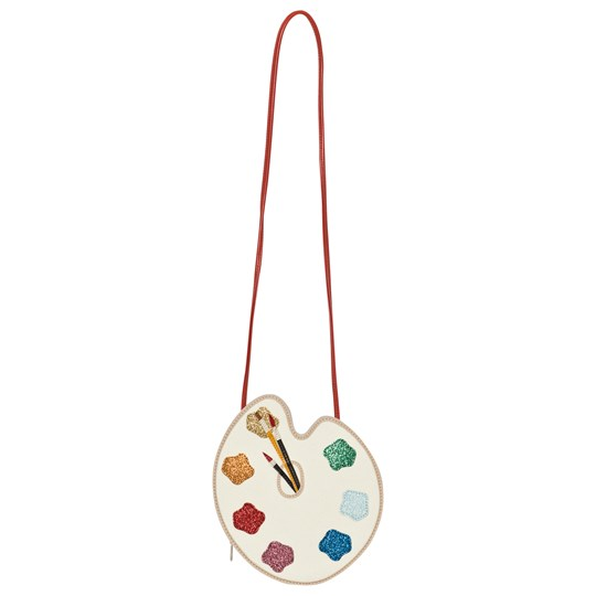 Stella McCartney Kids Cream Paint Palette Bag 9232