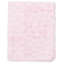 Mayoral Pink Textured Plush Baby Blanket 16