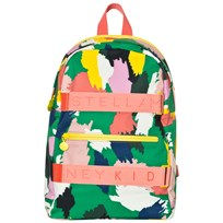 Stella McCartney Kids Multi Camo Gum Backpack 2865