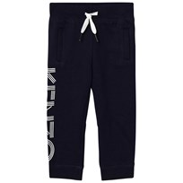 Kenzo Navy Branded Sweat Pants 49