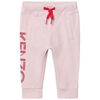 Kenzo Pale Pink Branded Sweat Pants 32
