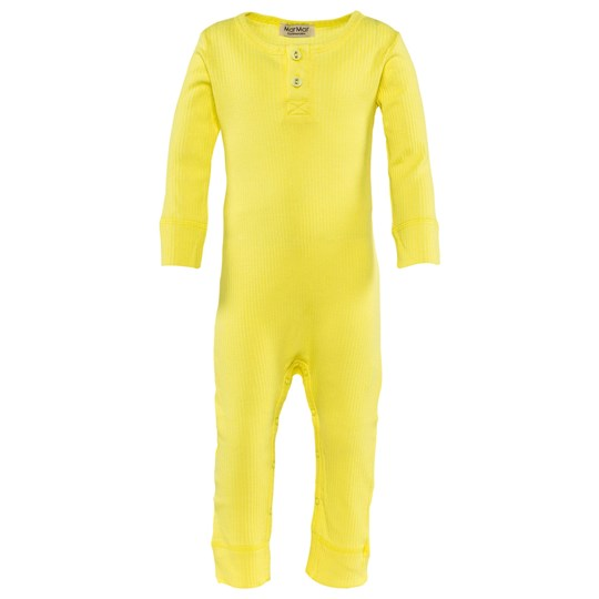 MarMar Copenhagen Baby One-Piece Yellow Blazing Yellow