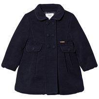 Mayoral Navy Wool Smart Coat 91