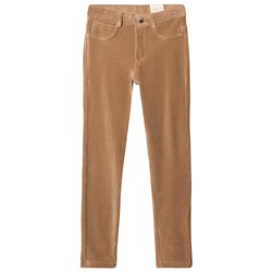 Mayoral Camel Stretch Cord Jeggings