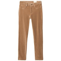 Mayoral Stretch Cord Jeggings Camel 17