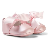 Mayoral Pink Bow Buckle Mary Janes 73