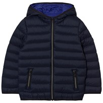 Mayoral Navy Lightweight Hooded Puffer 48