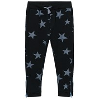 Stella McCartney Kids Navy Star Print Track Pants 3065