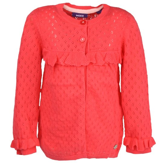 Mexx Mini Girls Sweater Paradise Red