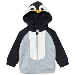 Stella McCartney Kids Penguin Buddy Huvtröja