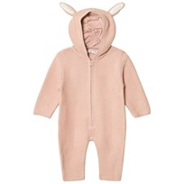 Stella McCartney Kids Pink Acorn Knit Footless All in One 5768
