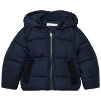 Stella McCartney Kids Navy Tremblay Puffer Coat 4100