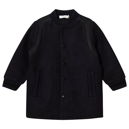 Stella McCartney Kids Black Paxton Coat 4100