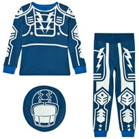 Stella McCartney Kids Blue Robot Louie Pyjamas 4962
