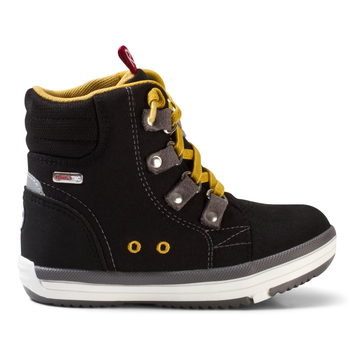 Reima Wetter Wash Reimatec Shoes Black Babyshop Com