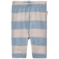Joha Wide Stripe Leggings Blue Blue