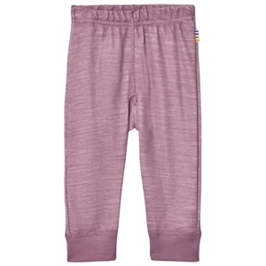 Image of Joha Purple Melange Leggings 120 cm (6-7 år) (3125331401)