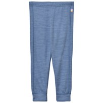 Joha Blue Melange Sweatpants Blue