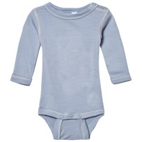 Joha Long Sleeve Baby Body Light Blue Blue