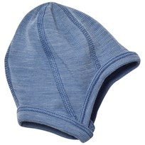 Joha Blue Melange Hat Blue
