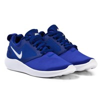 NIKE Blue Junior Lunarsolo Running Trainers Blue