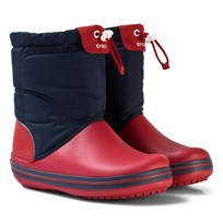 Crocs Crocband LodgePoint Boot K Navy/Red Navy/Red