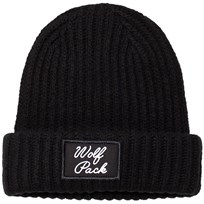 Little Remix Jr Molly Wolf Hat Black Black