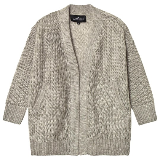 Little Remix Vicki Cardigan Grey Melange Grey Melange