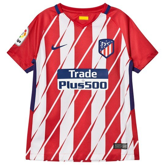 Atletico Madrid Atletico de Madrid Stadium Junior T-Shirt SPORT RED/WHITE/DEEP ROYAL BLUE