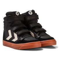 Hummel Stadil Rubber Jr Black Black