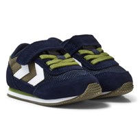 Hummel Reflex Infant Sneakers Olive Night OLIVE NIGHT