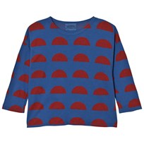 Bobo Choses T-Shirt Crests Blue