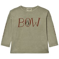 Bobo Choses T-Shirt Bow Green