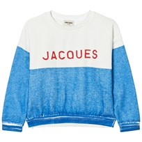 Bobo Choses Jacques Boat Sweatshirt Blue