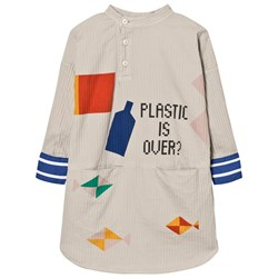 Bobo Choses Plastic is Over? Tunic Dress