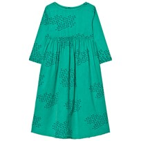 Bobo Choses Princess Dress Flocks Green