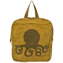 Bobo Choses Octopus School Bag Yellow