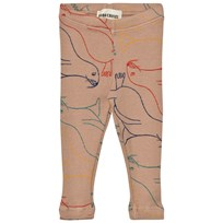 Bobo Choses Baby Leggings Otariinae Pink