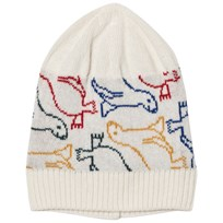 Bobo Choses Multicolor Otariinae Beanie Beige