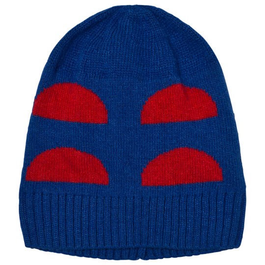 Bobo Choses Beanie Crests Blue