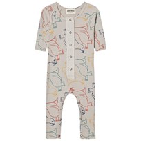 Bobo Choses One-Piece Otariinae Beige