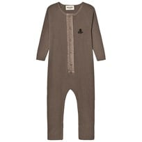Bobo Choses Octopus One-Piece BROWN