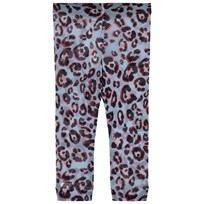 Caroline Bosmans Dizzy Cat Leggings Blå Blue